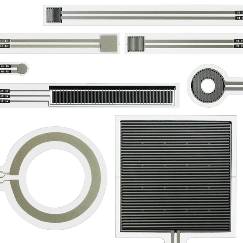 flexible printed sensors