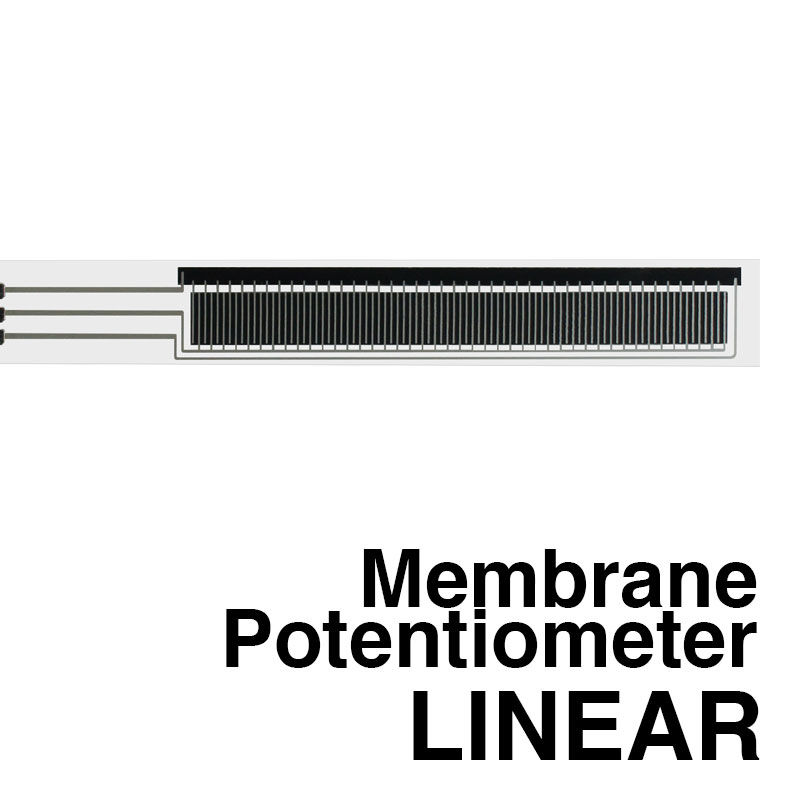 linear position potentiometer